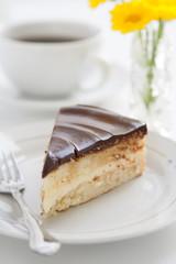 Layered Cream Cake
