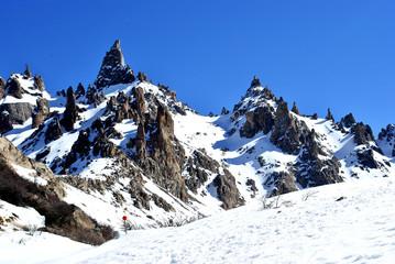 Cerro Catedral, Refugio Frey, San Carlos de Bariloche