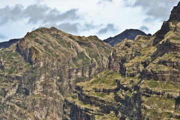 Madeira: Bergspitzen