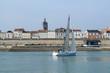 Promenade en voilier, La Rochelle