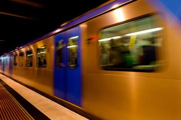 Metro Trains Melbourne