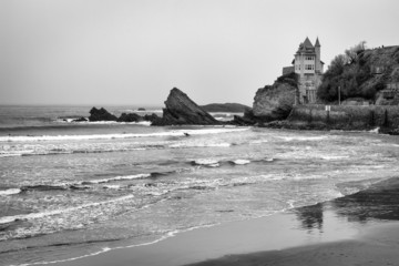 Biarritz Seascape, France