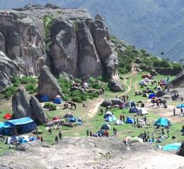 Marcahuasi camping