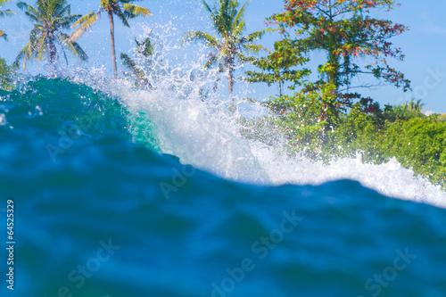 Poster Ocean Landscape.
