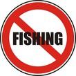 panneau fishing