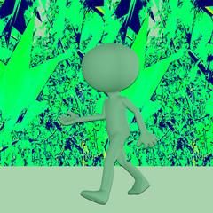 omino verde