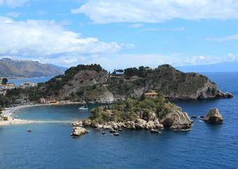 Panorama di Isola bella