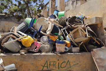 déchets (Afrique)