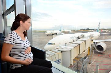 Pregnant Passenger