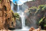 Fototapety cascades d'ouzoud