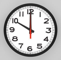Clock Faxe 10 o'clock