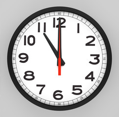 Clock Faxe 11 o'clock