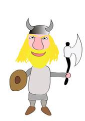 Храбрый викинг