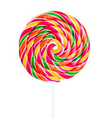 Lollipop on a stick