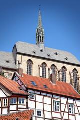 Kloster und Gymnasium Marianum, Warburg