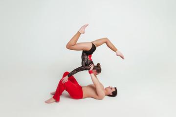 acrobatics