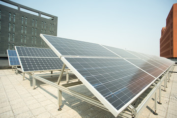 Small photovoltaic power plants