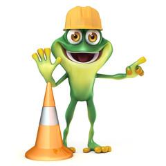 Frog work