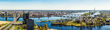 Panorama of Riga city. Latvia - 64536186