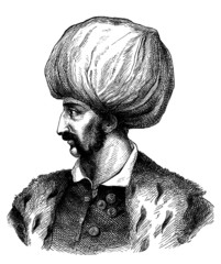 Sultan Suleiman the Magnificent - 16th century