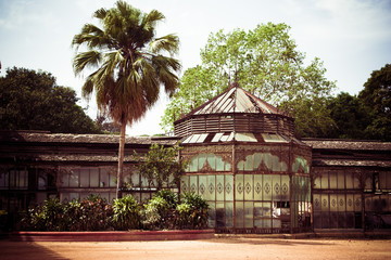 Old palace in India