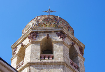 Bell tower and dome