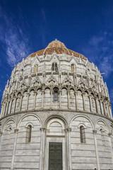 Battistero - Pisa, Toscana, Italia