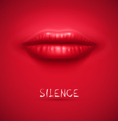Silence background