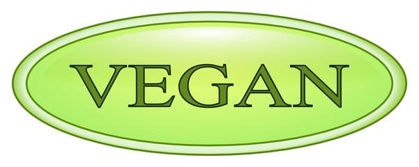 vegan Symbol isoliert
