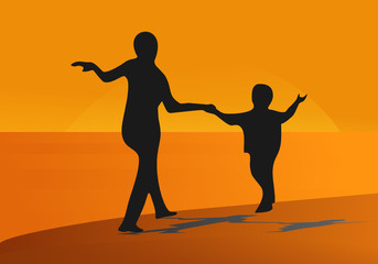 Tanz mit dem inneren Kind