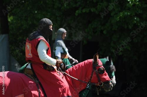 Staande foto Stierenvechten Ritter formieren sich 3