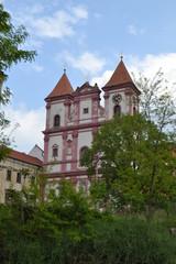 Kloster Louka beim Znojmo