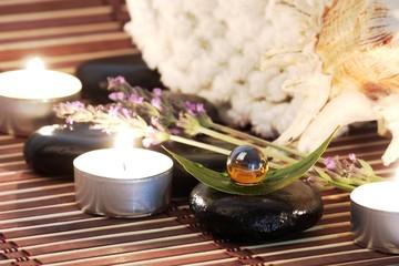Cura e benessere profumo terapia