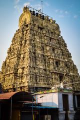 Kanchi Kamakshi Gopuram