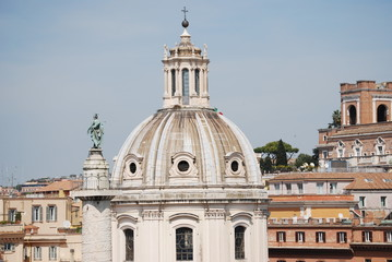 Basilica Ulpia, Rome, Italy