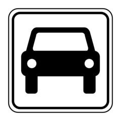 Logo automobile.