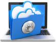 Cloud Server Notebook