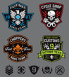 Cycle patches emblem set - 64547339