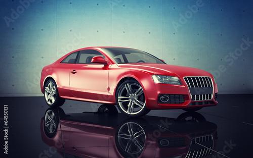 mata magnetyczna Luksusowy samochód