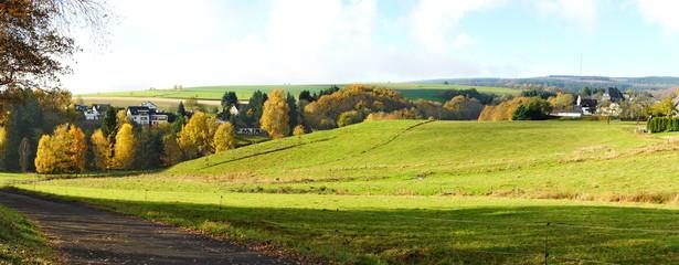 Landschaft bei Heinzerath