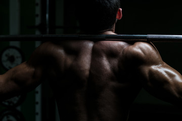 Living Strong - Barbell Squat