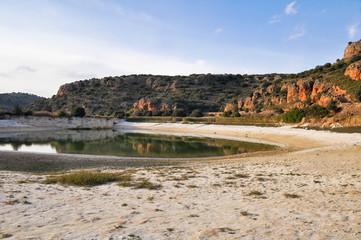 Laguna Redondilla, Parque Natural Lagunas de Ruidera, La Mancha