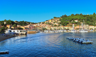 Elba island - Porto Azzurro