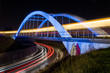 Blaue Brücke in Stuttgart Ostfildern - 64555743