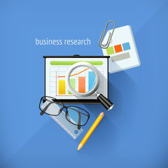 Start-up business research, analysis and solution