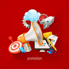 Promotional and marketing technologies