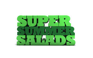 summer salads recipe cooking food vegetarian