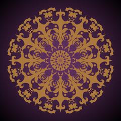 Gothic Rosette