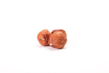 Hazelnut Pile