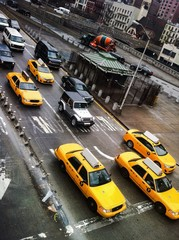 Traffic in New York